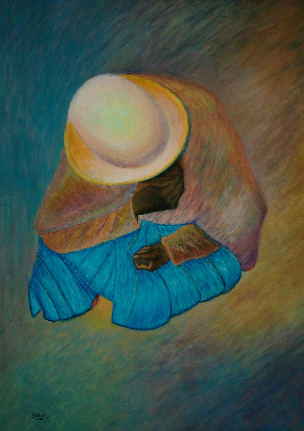 Amerikai álom (akril, vászonborítású farost, 60x90 cm), 2004