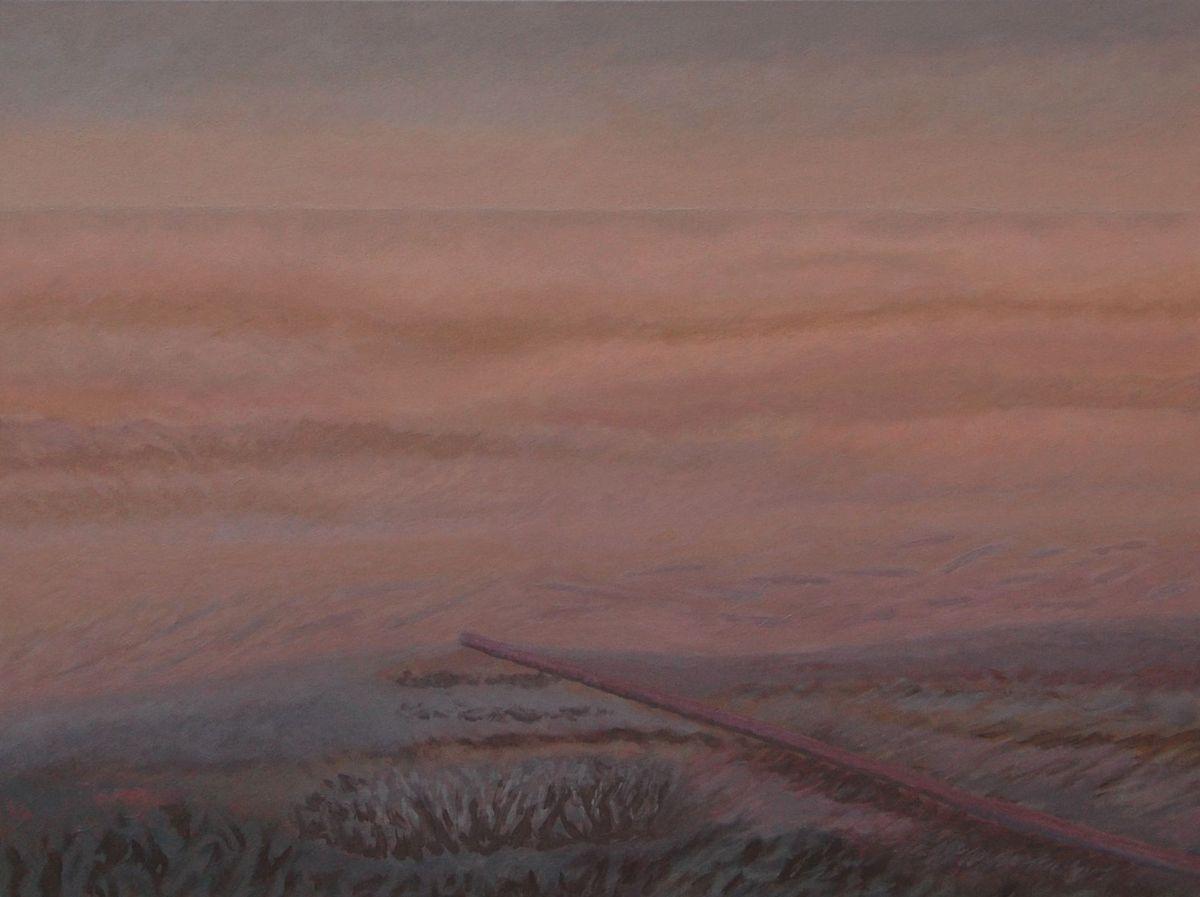 11 (akril, olaj, vászon, 80x60 cm), 2014-15