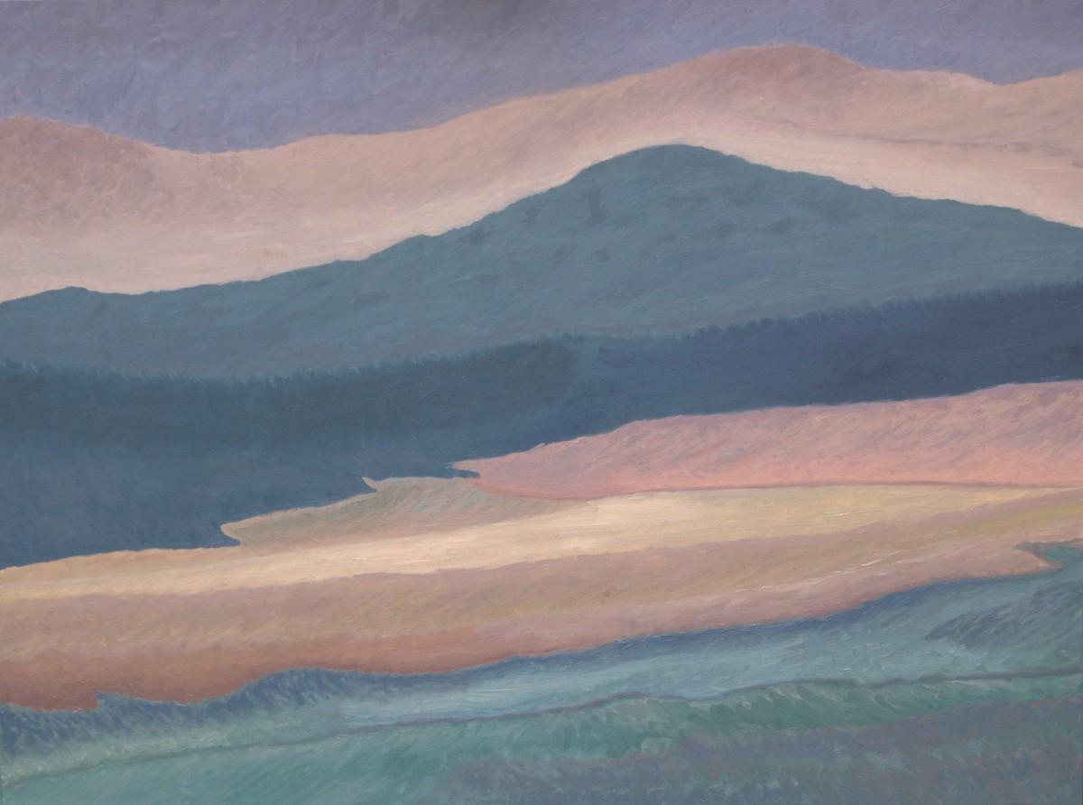 16 (olaj, vászon, 79,8x60 cm), 2011