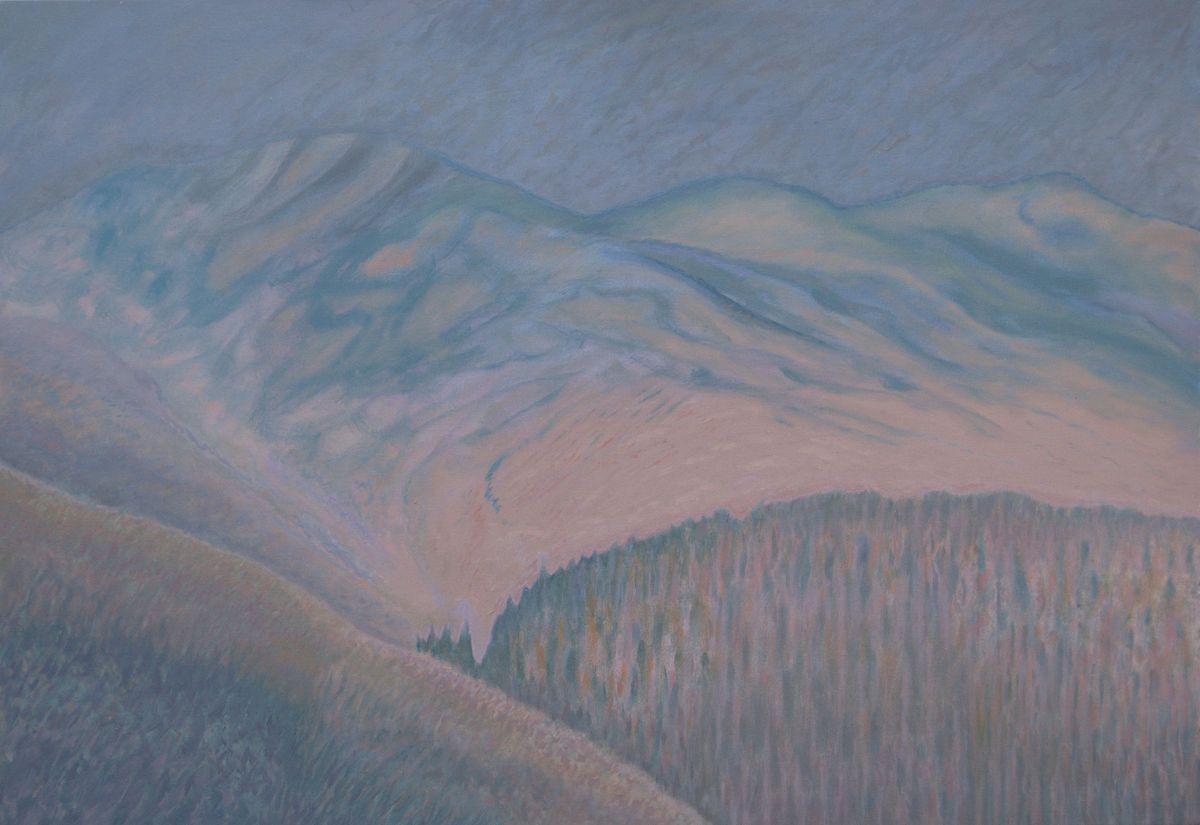 18 (olaj, vászon, 100x70 cm), 2008-12