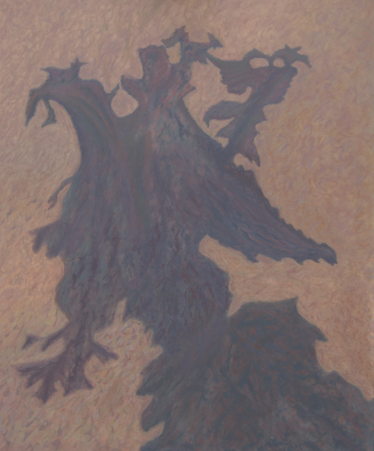 20 (olaj, vászon, 100x119,5 cm), 2011-12