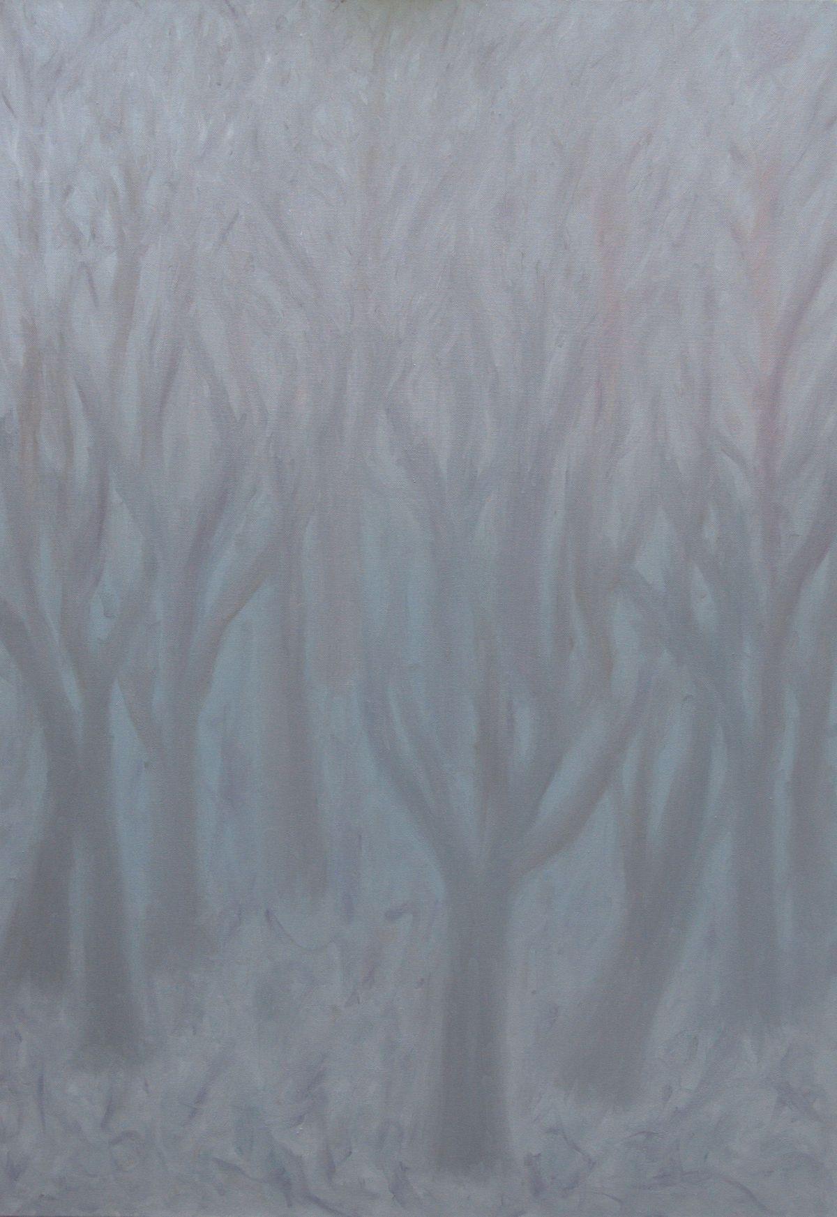 23 (olaj, vászon, 70x100 cm), 2009