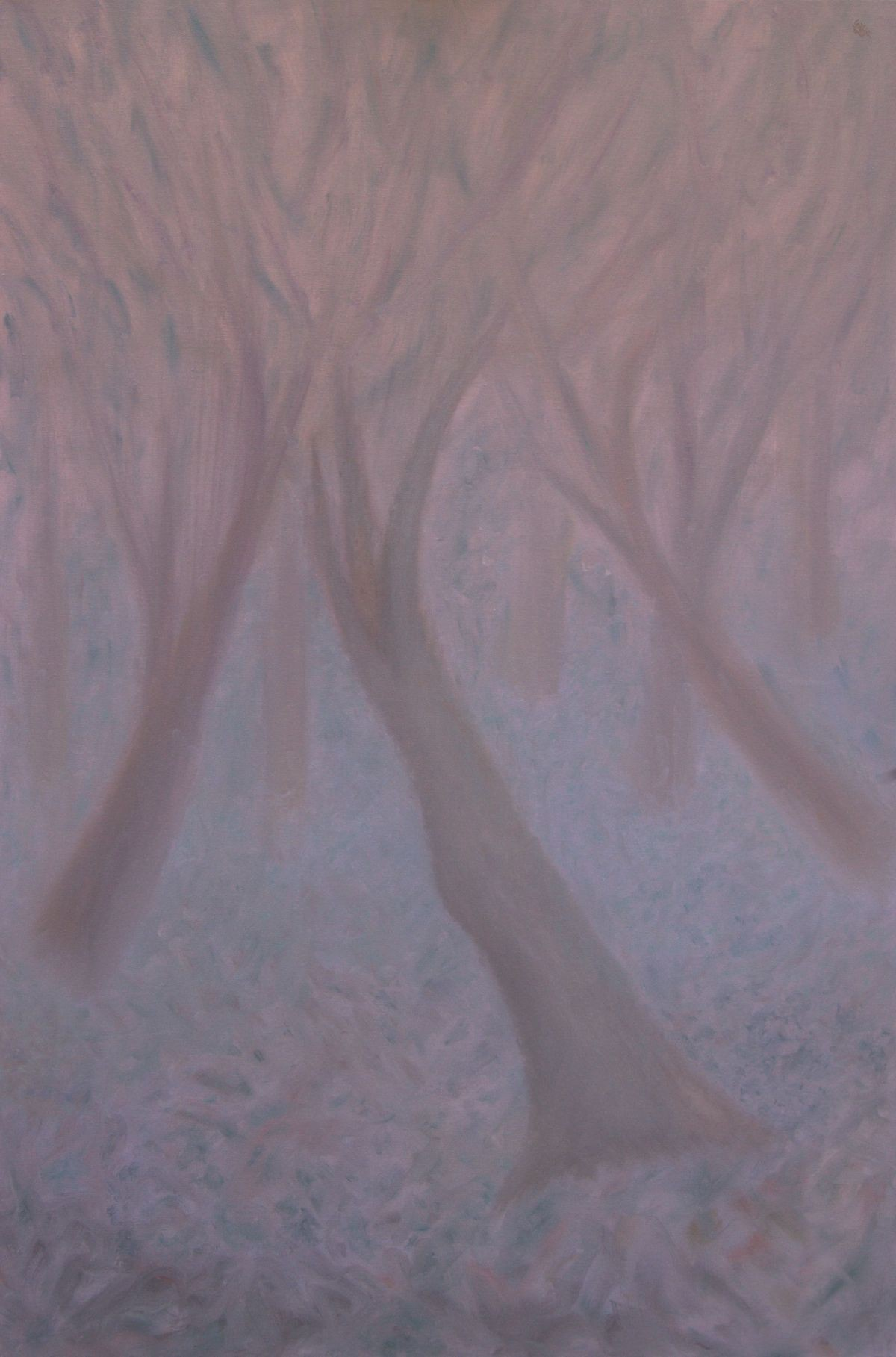 24 (oil on canvas, 80x120 cm), 2009