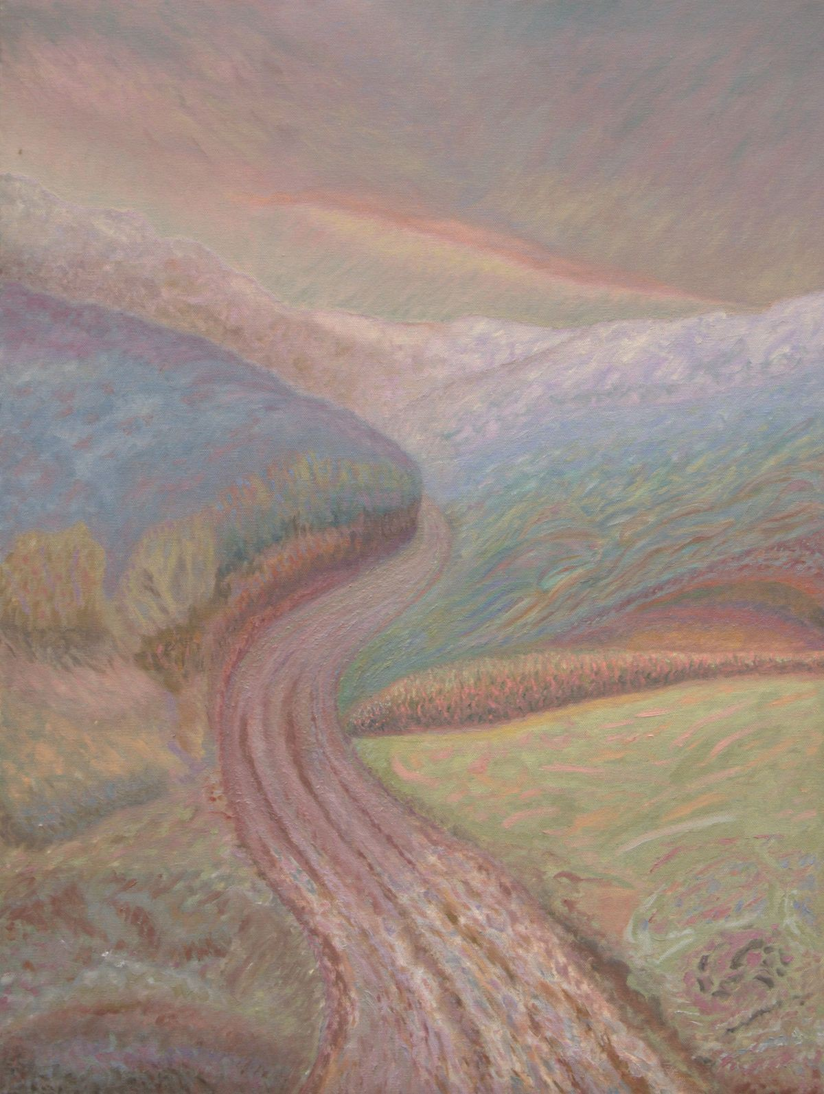 3 (oil on canvas, 60.5x80 cm), 2009-10