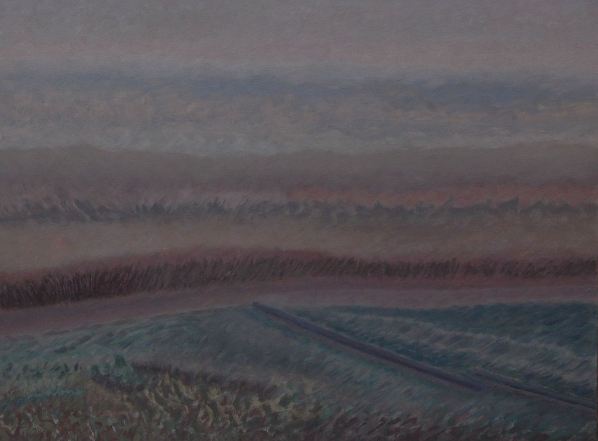 4 (oil on canvas, 80x60 cm), 2014-15