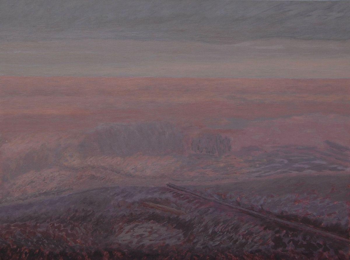 7 (akril, olaj, vászon, 80x60 cm), 2014-15