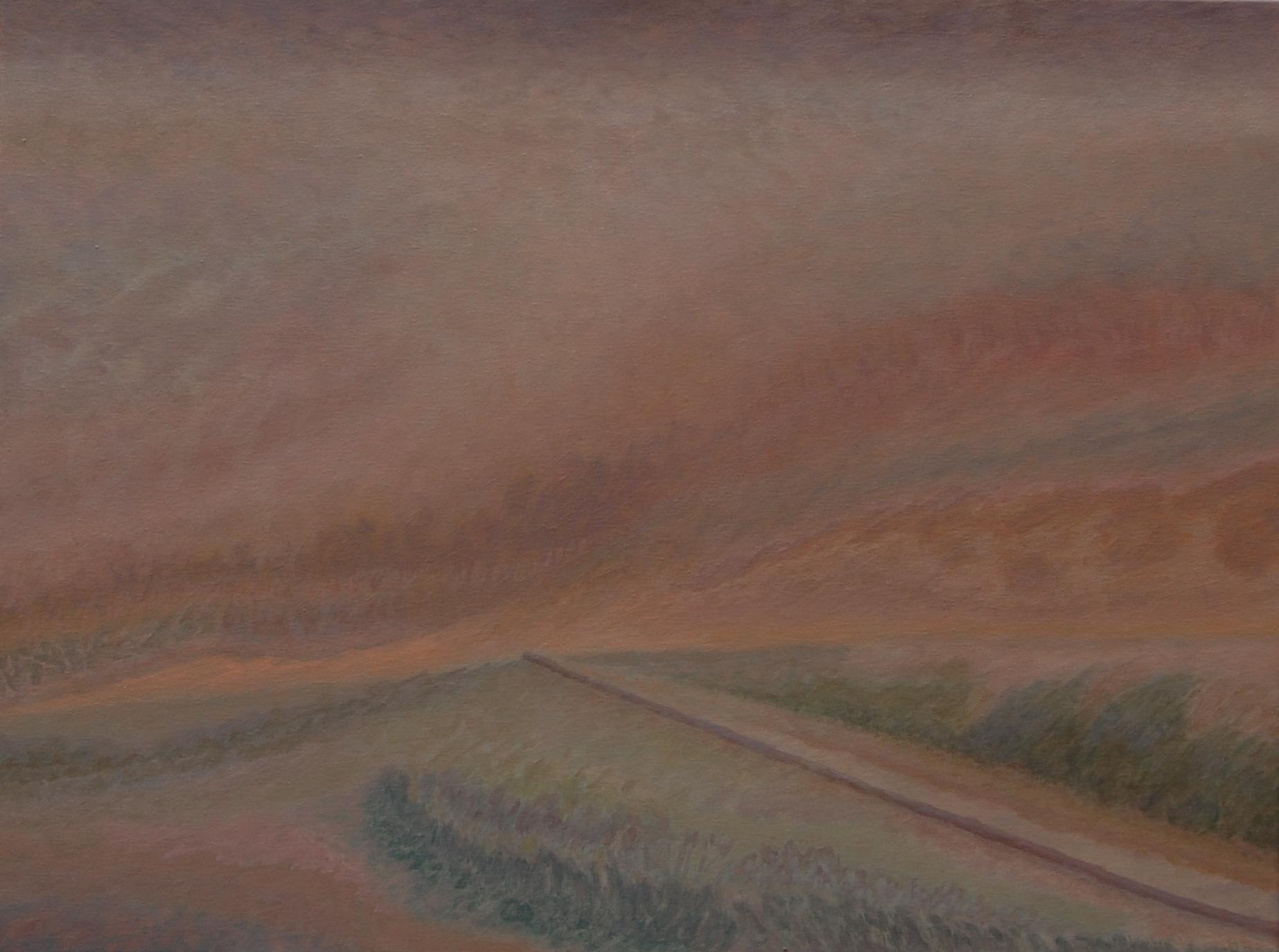 16 (akril, olaj, vászon, 80x60 cm), 2016