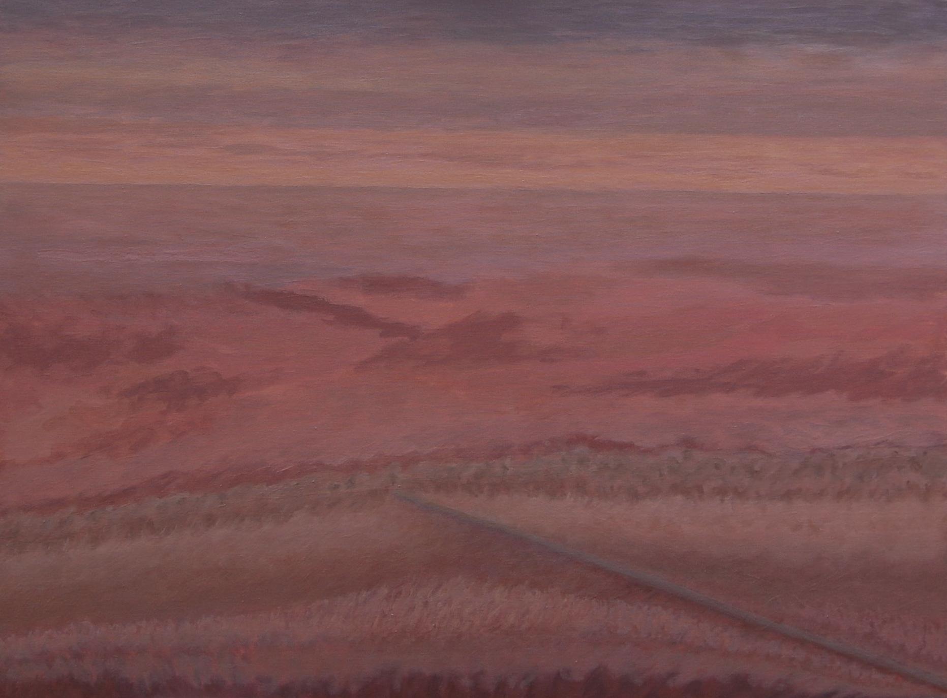 5 (akril, olaj, vászon, 80x60 cm), 2014-16