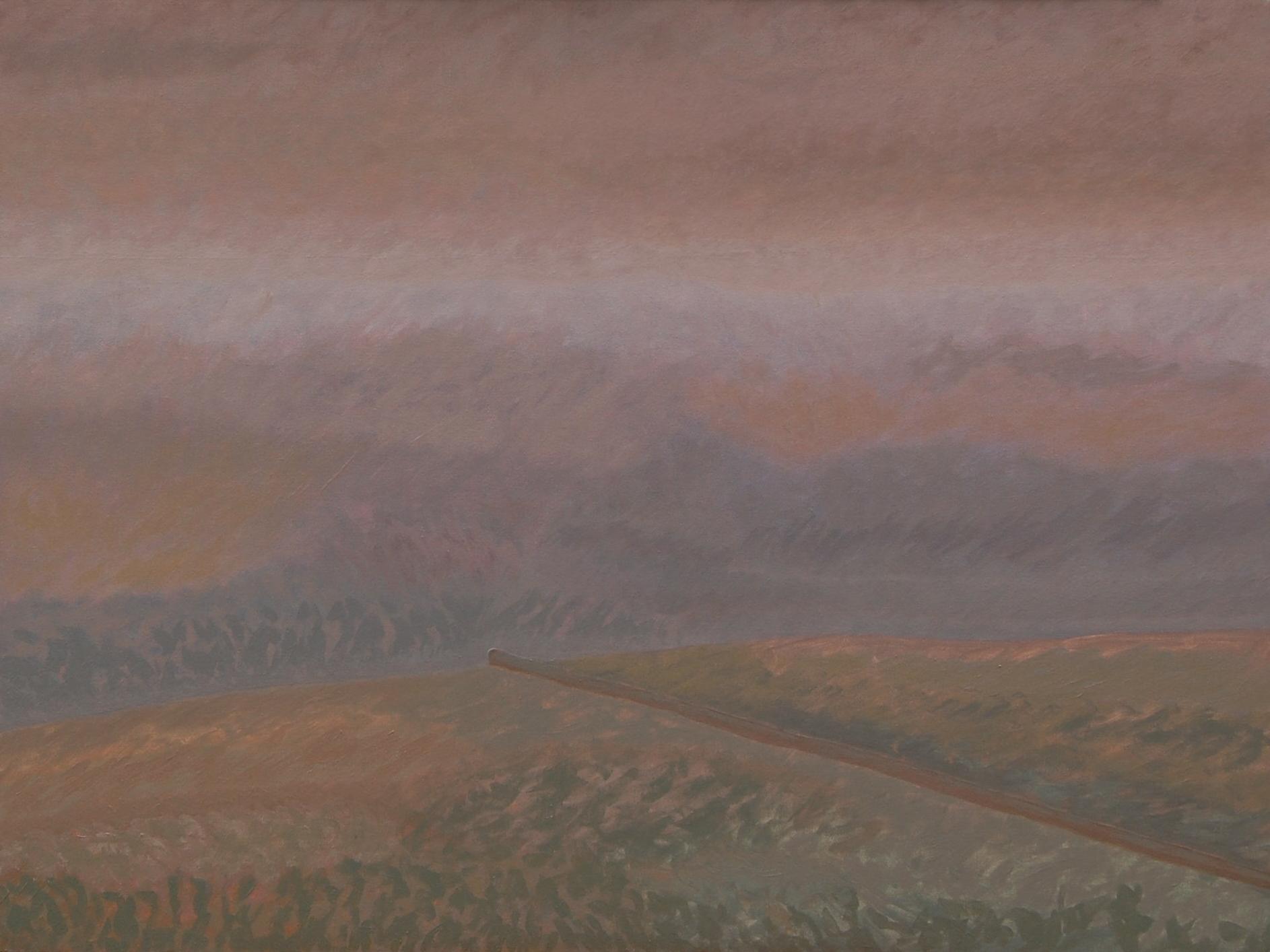 8 (akril, olaj, vászon, 80x60 cm), 2014-15