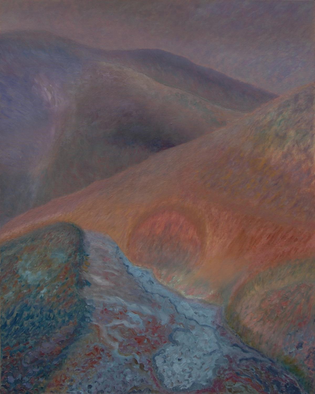 8 (olaj, vászon, 80x100 cm), 2009-16