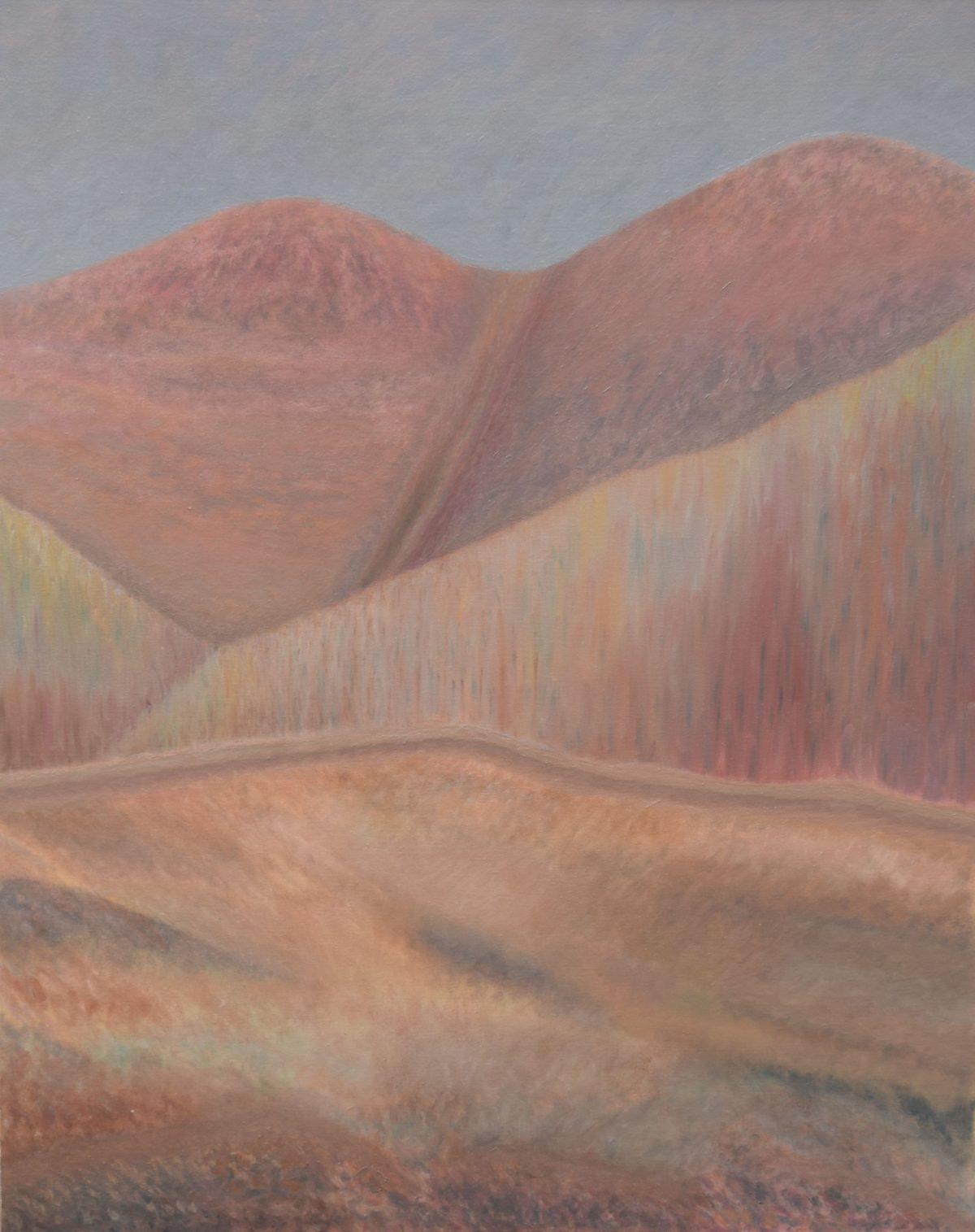 10 (80x100 cm, oil, acrylic on canvas), 2008-17